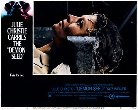 Génération Protéus, le film de 1977