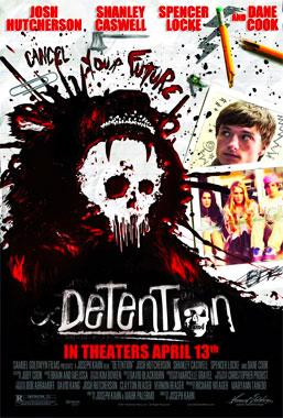 Détention, le film de 2012