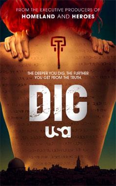 Dig, la série télévisée de 2015