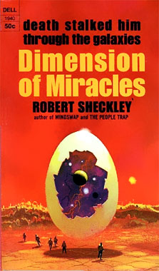 La dimension des miracles, le roman de 1968