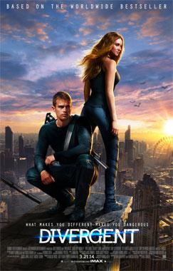 Divergente, le film de 2014 poster