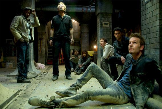 The Divide, le film de 2012