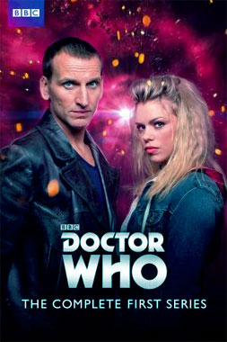 Doctor Who (2005) première saison poster