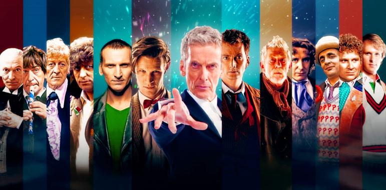 Doctor Who (2005) Tous les docteurs