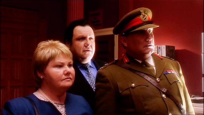 Doctor Who 2005 S01E04-05: L'Humanité en péril (2005)