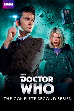 Doctor Who (2006) la saison 2