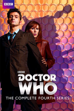 Doctor Who (2008) la saison 4