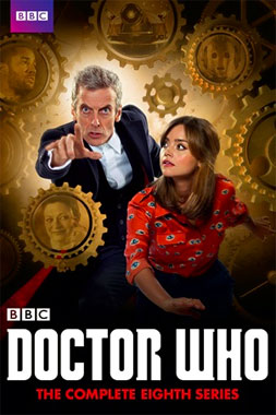 Doctor Who (2014) saison 8 poster