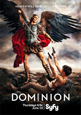 Dominion S01E01: L'élu (2014)
