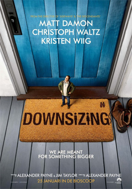 Downsizing, le film de 2017