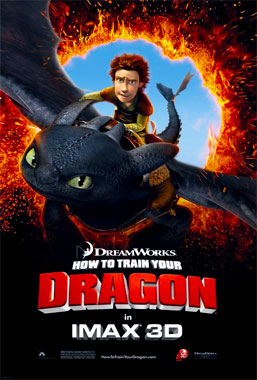 Dragons, le film animé de 2010