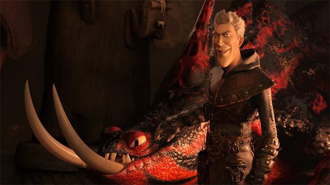 Dragons 3: Le monde caché, le film de 2019