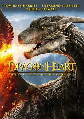 Dragonheart 4: La Bataille du cœur de feu, le film de 2017