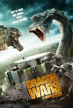 D-Wars, la guerre des dragons, le film de 2007