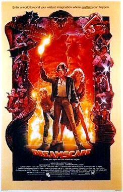 Dreamscape (1984), le blu-ray français de 2014