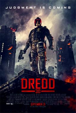 Dredd, le film de 2012