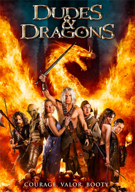 Dudes & Dragons, le film de 2015