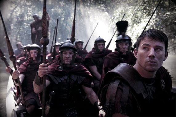 L'aigle de la neuvième légion, le film de 2011