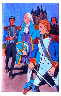 """""""ils sont habitués à se débrouiller à n'importe quelle époque"""", Angel Arias-Crespo in La grande peur de 2117 (Hachette, 1983)"""