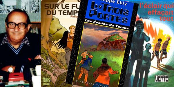 Philippe Ebly et ses romans