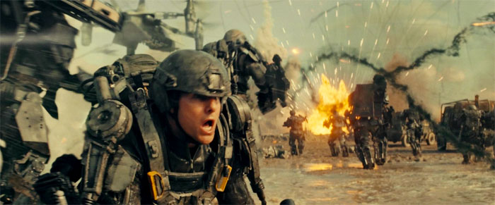 Edge Of Tomorrow (2014) photo