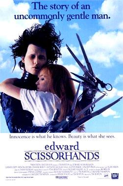 Edward aux mains d'argent, le film de 1990