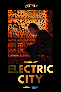 Tom Hank's Electric City, la série animée de 2012
