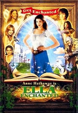 Ella au pays enchanté, le film de 2004
