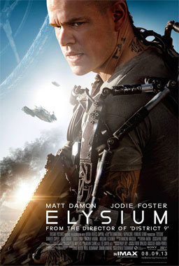 Elysium, le film de 2013