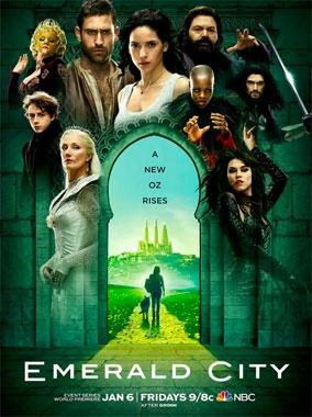 Emerald City, la série télévisée de 2017