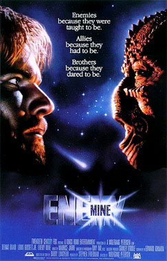 Enemy Mine, le film de 1985