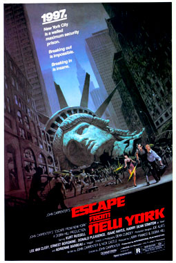 New-York 1997 le film de 1981
