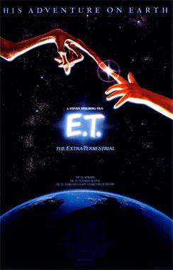 E.T. L'extraterrestre, le film de 1982