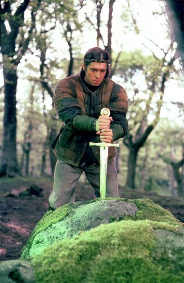 Excalibur, le film de 1981