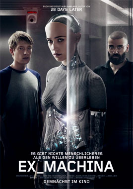 Ex-Machina, le film de 2015