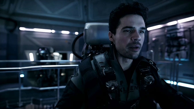 The Expanse S01E01: Dulcinée (2015)