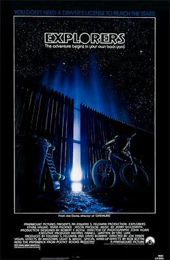 Explorers, le film de 1985