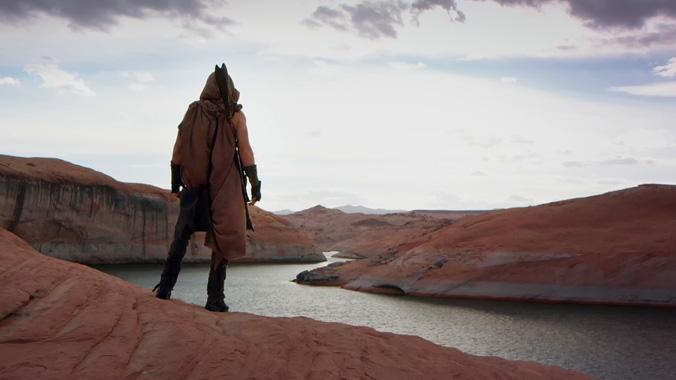Extinct S01E01: Chapitre premier (2017)