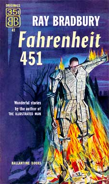 Fahrenheit 451, le roman de 1953