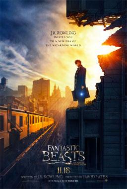 Les animaux fantastiques, le film de 2016
