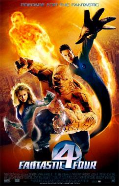 Les quatre fantastiques, le film de 2005
