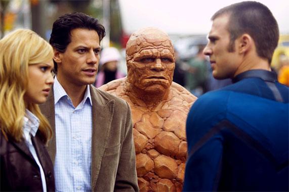 Les quatre fantastiques (2005) photo