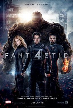 Les 4 Fantastiques, le film de 2015.