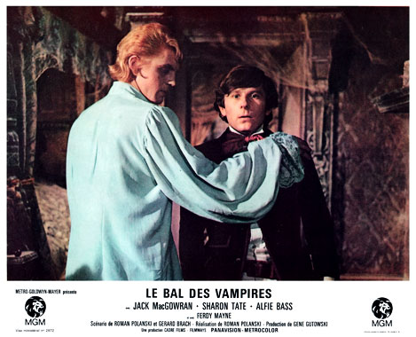 Le Bal des Vampires, le film de 1967