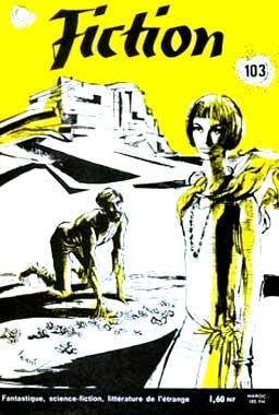 Fiction, le numéro 103 de juin 1962 du magazine de 1953