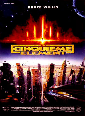 Le cinquième élément, le film de 1997