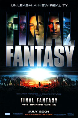 Final Fantasy: Les créatures de l'esprit, le film animé de 2001