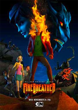 FireBreather, le téléfilm animé de 2010