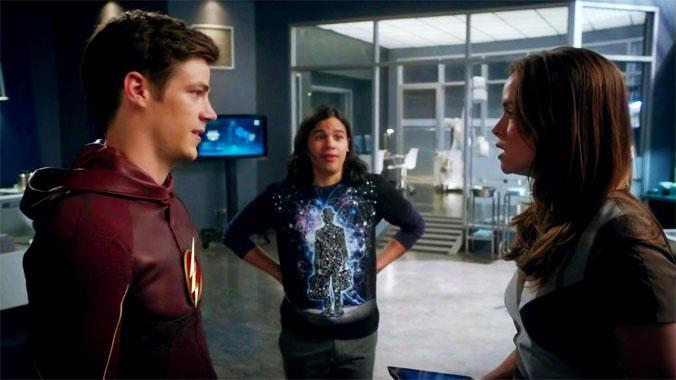 The Flash saison 1 épisode 1 photo