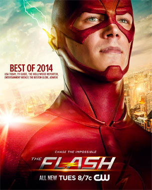 The Flash, la série de 2014